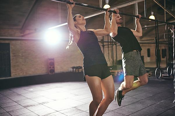 eza Personal Training - Muskelaufbau mit ihrem Personal Trainer