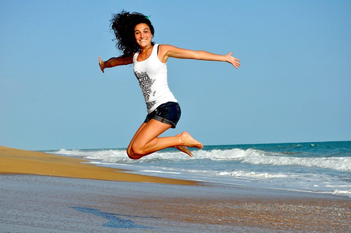 Sport verbessert die Stimmung (Foto: pixabay)